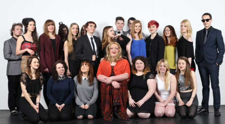 Swindon New College Students